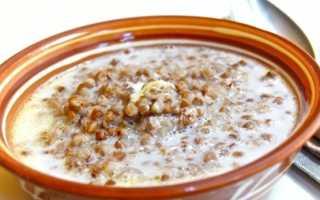 Гречневая каша на молоке в мультиварке: рецепты приготовления молочной каши из гречки для ребенка