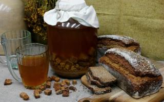 Домашний хлебный квас (32 фото): как сделать на 3 литра из черного хлеба в условиях