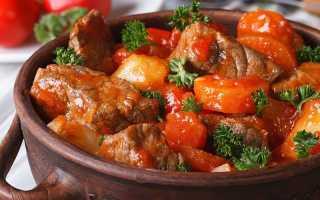 Рецепты гуляша из свинины с подливкой (19 фото): как приготовить блюдо на сковороде? Как сделать
