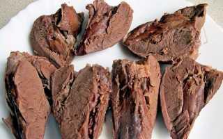Сколько варить говяжье сердце? 13 фото Сколько по времени варить мясо в мультиварке до готовности,
