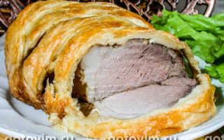 Запеченная в фольге свинина: рецепты приготовления порционных блюд из большого куска мяса в духовке