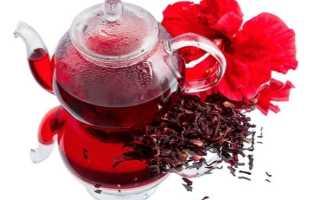 Чай «Каркаде»: полезные свойства и противопоказания для мужчин, как влияет на потенцию