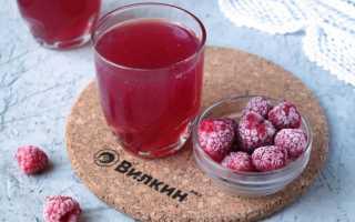 Рецепт киселя из крахмала и замороженных ягод (48 фото): как сварить из черной смородины, как