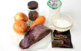 Рецепты из телячьей печени (18 фото): как приготовить печень в сметане, чтобы она была мягкая