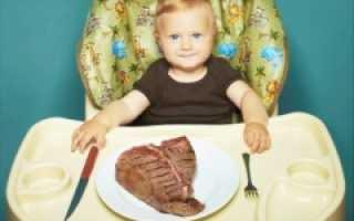 С какого возраста можно давать свинину ребенку? Рецепты блюд. Со скольких лет едят свинину и как ее приготовить?