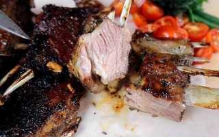 Бараньи ребра в духовке (27 фото): очень вкусные рецепты приготовления ребер баранины. Как их замариновать