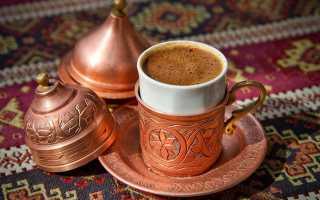 Кофе по-восточному: рецепт белого напитка в турке, подача знаменитого на востоке арабского сорта с кардамоном