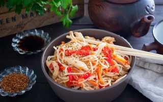 Как приготовить рисовую лапшу? Способы приготовления, сколько по времени варить блюдо в домашних условиях, вкусный рецепт с курицей