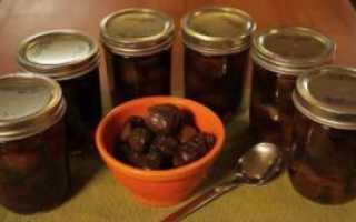 Компоты: лучшие рецепты из антоновки и свежего инжира. Как делать сироп? Как приготовить из голубики