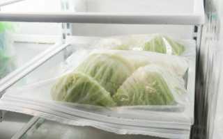 Как хранить капусту? Как правильно сохранить белокочанную и другие виды в холодильнике или в погребе