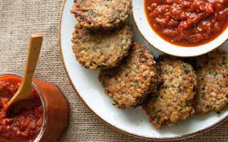 Котлеты из красной чечевицы: рецепты постных и других котлет в духовке и на сковороде, вкусные