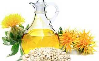Сафлоровое масло (19 фото): что это такое? Польза и вред, применение сафлоры в косметологии и