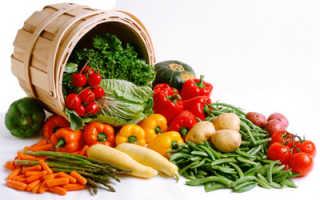 Какие овощи можно есть при гастрите? Что нельзя есть при повышенной кислотности желудка? Сырые и