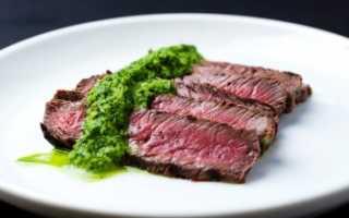 Маринад для стейка из говядины: как нужно замариновать говяжье мясо для приготовления на гриле и