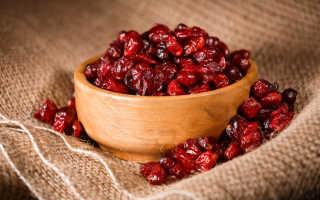 Компот из клюквы: рецепты клюквенного компота на зиму. Как правильно варить? Польза и вред