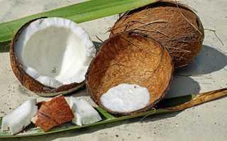 Кокосовое масло для жарки (10 фото): можно ли жарить на таком масле? Вред и польза