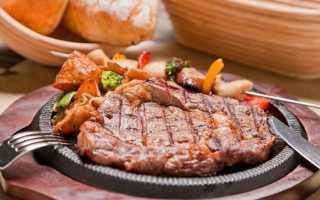 Стейк из говядины в духовке (14 фото): пошаговые рецепты приготовления сочного и мягкого говяжьего стейка