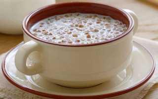 Сырая гречка с кефиром: польза и вред, прием утром натощак, употребление при похудении, отзывы диетологов