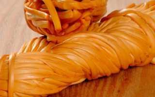 Сыр Чечил (15 фото): как и из чего делают копченую «сырную косичку», состав продукта и