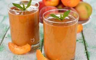 Смузи из персика: рецепты смузи в блендере с молоком и грушей. Как сделать из нектарина и клубники? Другие варианты