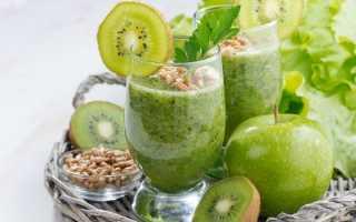 Смузи из яблок: рецепты с грушей и молоком, с киви и сливой, с персиком и