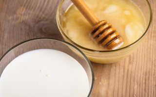 Молоко с мёдом: рецепт от кашля с маслом и содой, от чего помогает, польза и