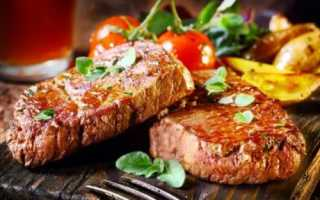 Стейк из свиной шеи: рецепты приготовления мяса из шейки свинины на сковороде, углях или на гриле?