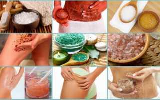 Скраб из меда: смесь от целлюлита, варианты для тела с сахаром и морской солью, как