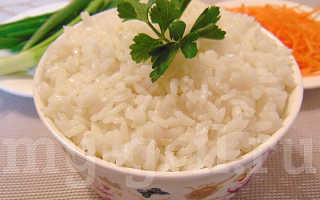 Как варить рис басмати? Как сварить рис рассыпчатым в кастрюле для гарнира, как приготовить крупу в мультиварке