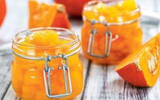 Варенье из тыквы (33 фото): рецепт тыквенного джема с апельсином, лимоном и курагой
