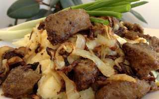 Говяжья печень в духовке (22 фото): пошаговые рецепты приготовления запеченной печенки с картошкой, сметаной или овощами
