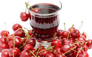 Морс из вишни (10 фото): как сделать вишневый напиток из замороженных ягод с косточками по рецепту