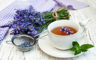 Лавандовый чай: рецепты с лавандой, полезные свойства и противопоказания, можно ли пить беременным