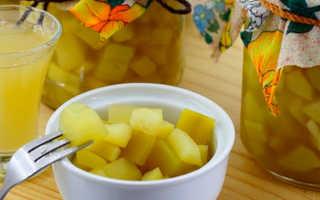 Компот из кабачков со вкусом ананаса на зиму: рецепты с «Зуко» и с ананасовым соком.