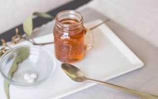 Маска для лица с аспирином и медом: рецепт на воде против морщин и чистка от