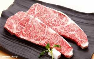 Говядина Кобе (15 фото): что это такое? Приготовление японской мраморной говядины