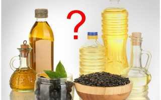Оливковое или подсолнечное масло: что полезнее и чем отличаются, какое лучше выбрать