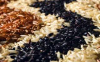 Рис при сахарном диабете: можно ли есть рис диабетикам 2 типа и в каких случаях