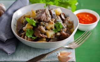 Баранина в мультиварке (12 фото): пошаговые и простые рецепты приготовления блюд из бараньей лопатки и