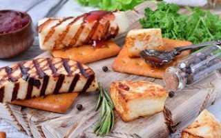 Сыр Халуми для жарки: как правильно жарить на сковороде и на гриле, как готовить греческий