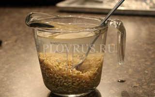 Сколько воды нужно на стакан риса? Пропорции и соотношение при варке, как нужно правильно варить