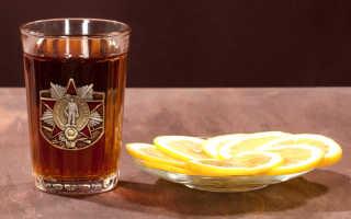 Чай с коньяком: польза и вред, рецепты, сколько добавлять и как приготовить напиток с медом от простуды