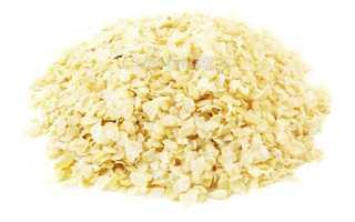 Рисовые хлопья: польза и вред, рецепты, как сделать в домашних условиях, хрустящие, как варить на молоке, отзывы