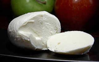 Моцарелла в домашних условиях (17 фото): рецепт сыра, как сделать продукт дома без сычужного фермента, пошаговое описание приготовления