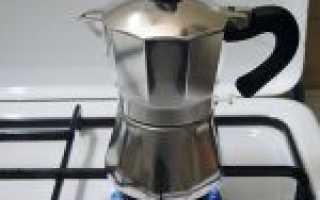 Как варить кофе в гейзерной кофеварке? Как правильно сварить на газовой плите дома