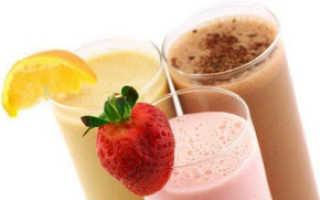 Детский молочный коктейль: рецепты коктейлей для детей 2 и более лет в блендере в домашних
