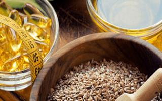 Льняное масло для похудения: как правильно пить в капсулах, польза и вред продукта, как принимать, результаты и отзывы