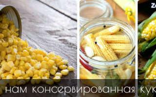 Кукуруза консервированная (19 фото): польза и вред маринованного продукта, приготовление блюд в домашних условиях