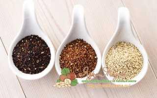 Полезные свойства крупы киноа (36 фото): польза и вред семян для организма, способ приготовления каши для детей