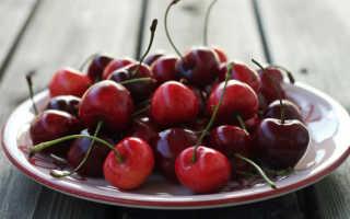 Польза и вред черешни для здоровья женщины (23 фото): чем полезна для организма, свойства ягод